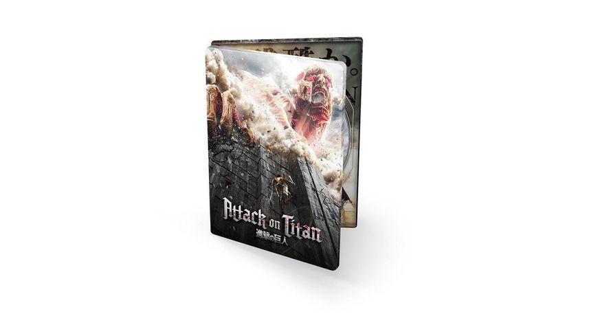 Attack on Titan Film 1 Steelbook LE