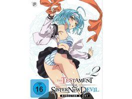Testament of Sister New Devil Vol 2