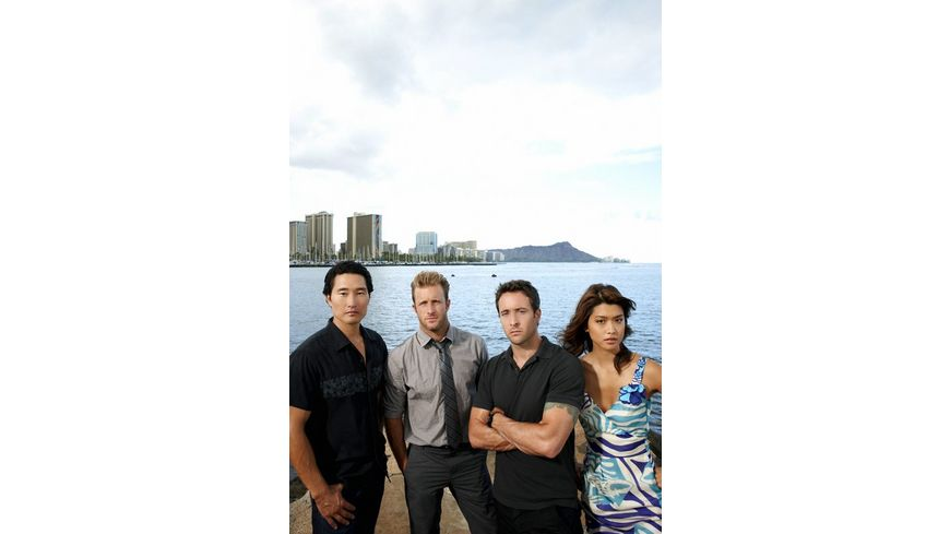 Hawaii Five 0 Season 1 6 DVDs