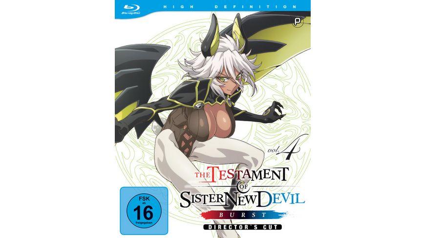 The Testament of Sister New Devil BURST Vol 4 Ep 7 10 OVA