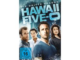 Hawaii Five 0 Season 3 7 DVDs
