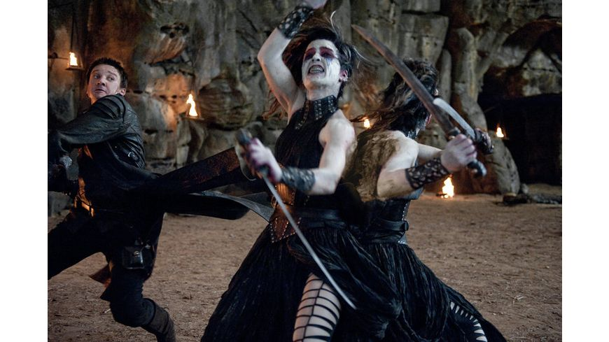 Haensel und Gretel Hexenjaeger BR DVD