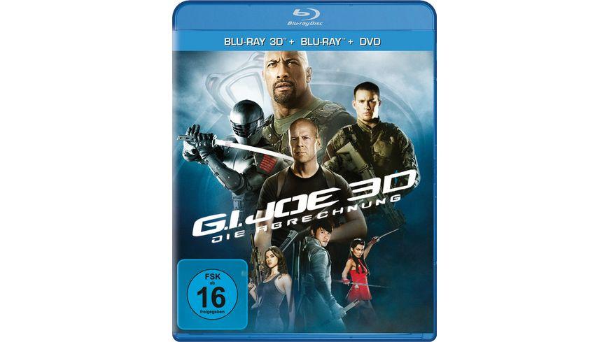 G I Joe Die Abrechnung BR DVD