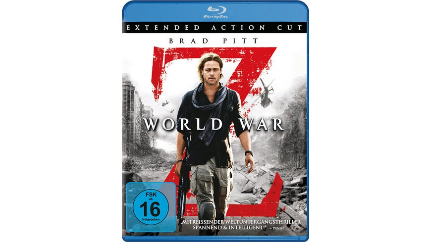 World War Z Extended Action Cut