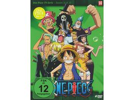 One Piece TV Serie Box Vol 13 6 DVDs
