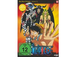 One Piece TV Serie Box Vol 14 6 DVDs