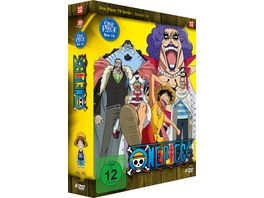 One Piece TV Serie Box Vol 16 6 DVDs