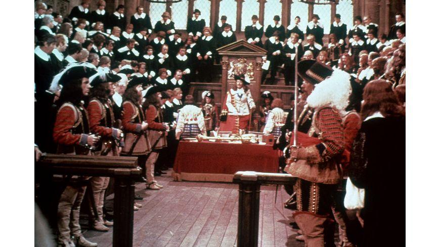Cromwell Der Unerbittliche Cromwell