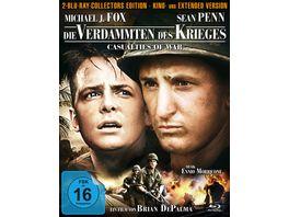 Die Verdammten des Krieges Casualties of War Extended Edition 2 BRs CE