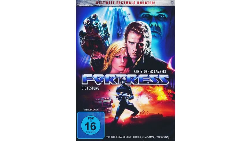Fortress Die Festung Unrated