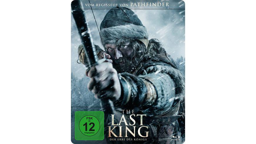 The Last King Der Erbe des Koenigs Steelbook
