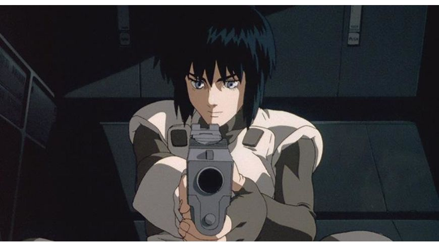 Ghost in the Shell 25 Jahre Jubilaeums Edition Mediabook