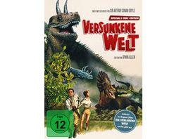 Versunkene Welt The Lost World SE 2 DVDs