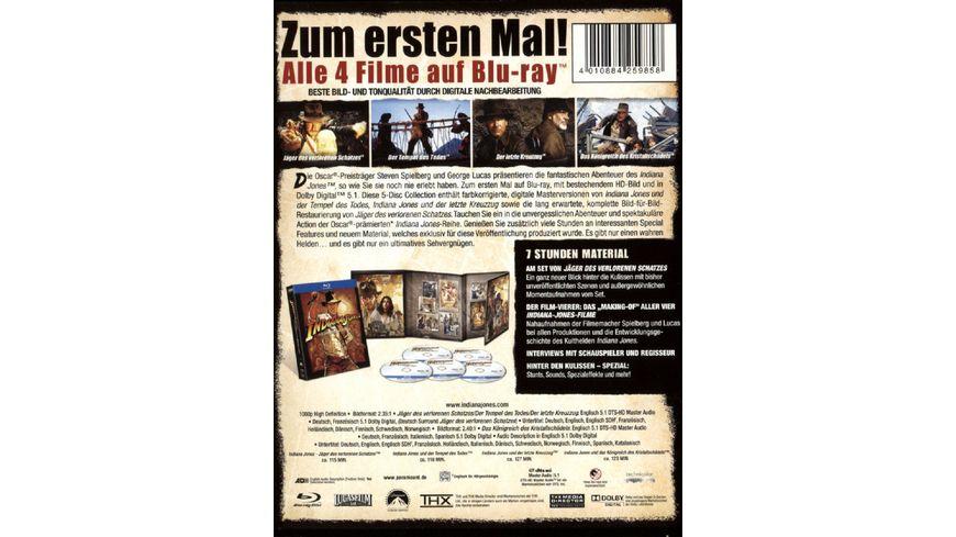 Indiana Jones Complete Adventures 5 BRs