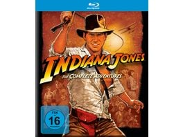 Indiana Jones Complete Adventures 5 BRs