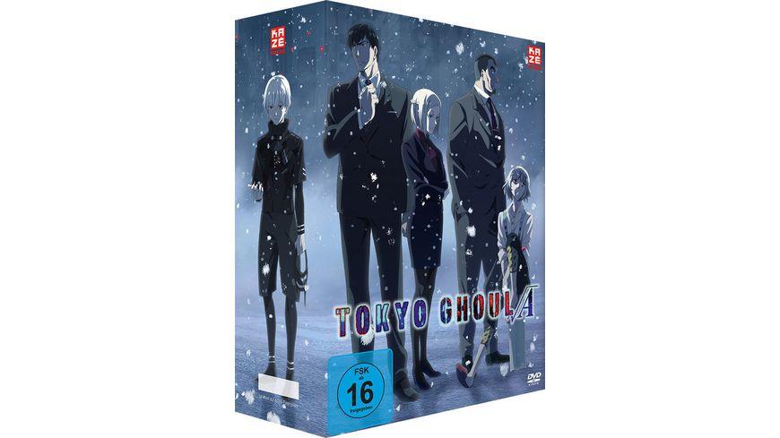 Tokyo Ghoul Root A Staffel 2 Vol 1 LE Sammelschuber