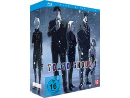 Tokyo Ghoul Root A Staffel 2 Vol 1 LE Sammelschuber