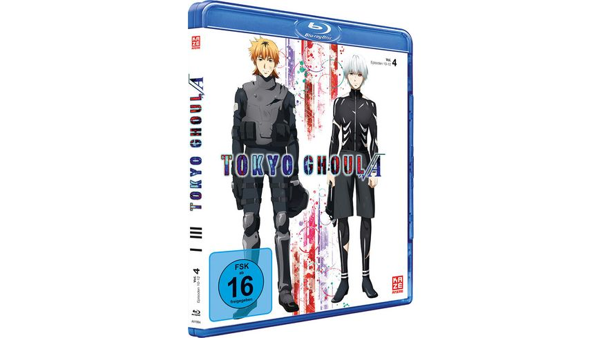 Tokyo Ghoul Root A Staffel 2 Vol 4