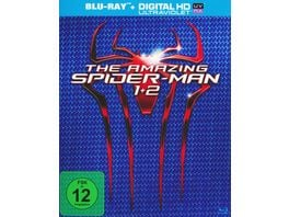 The Amazing Spider Man The Amazing Spider Man 2 Rise of Electro 2 BRs