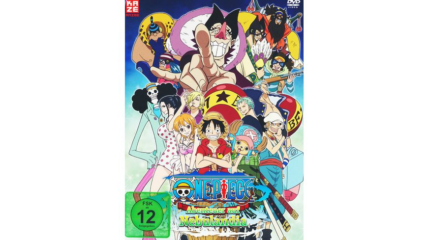 One Piece TV Special Episode of Nebulandia
