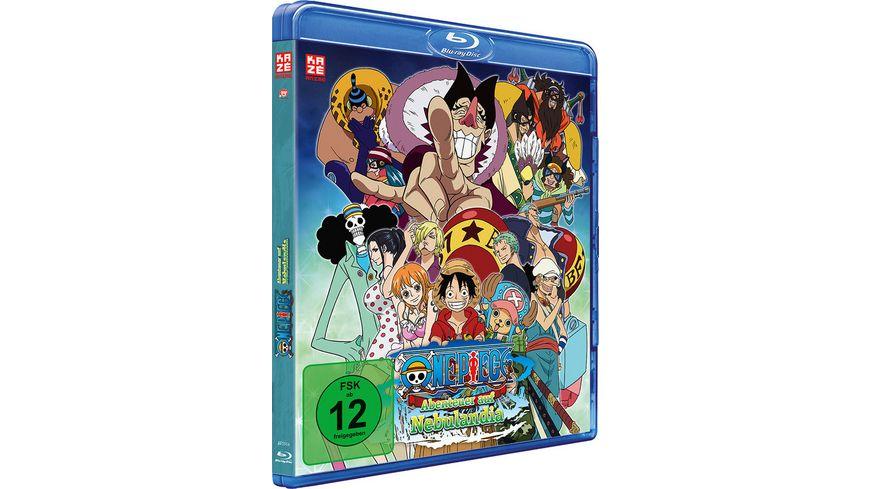 One Piece TV Special 4 Episode of Nebulandia