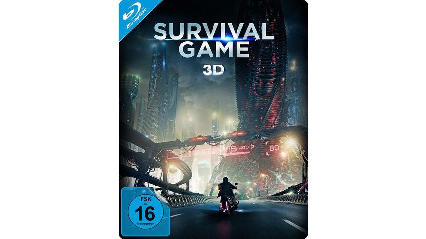 Survival Game Steelbook inkl 2D Version