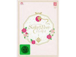 Sailor Moon Crystal Vol 1 LE 2 DVDs Sammelschuber