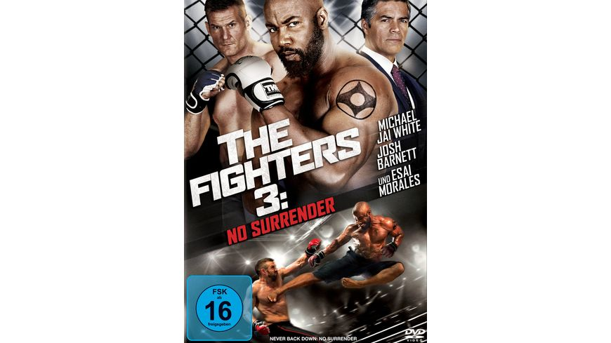 The Fighters 3 No Surrender