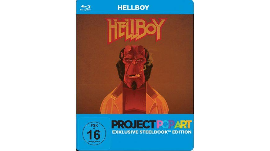 Hellboy PopArt Steelbook Edition DC