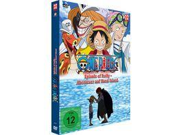 One Piece Episode of Ruffy Abenteuer auf Hand Island