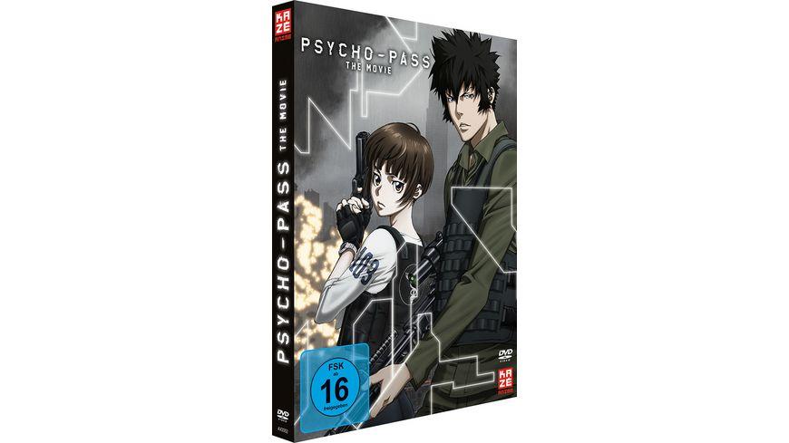 Psycho Pass The Movie