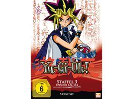 Yu Gi Oh 6 Staffel 3 2 Episode 122 144 5 DVDs