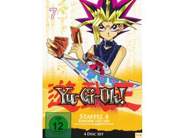 Yu Gi Oh Staffel 4 1 Episode 145 164 4 DVDs