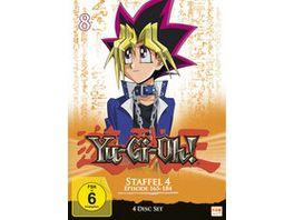Yu Gi Oh 8 Staffel 4 2 Episode 165 184 4 DVDs