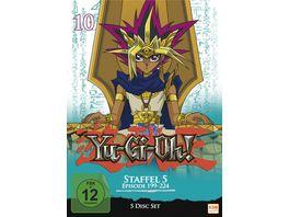 Yu Gi Oh Staffel 5 2 5 DVDs