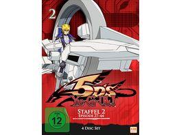 Yu Gi Oh 5D s Staffel 2 1 Episode 27 44 4 DVDs