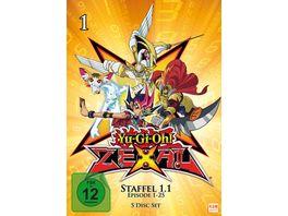 Yu Gi Oh Zexal Staffel 1 1 Episode 1 25 5 DVDs