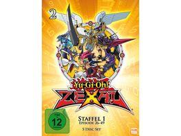 Yu Gi Oh Zexal Staffel 1 2 Episode 26 49 5 DVDs