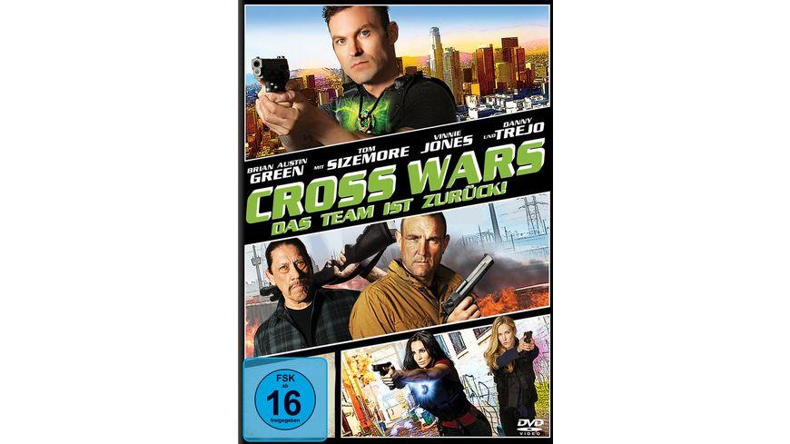 Cross Wars Das Team ist zurueck