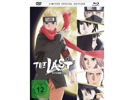 The Last Naruto The Movie Mediabook BR LE SE