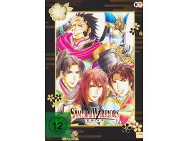 Samurai Warriors Episode 1 6 Sammelschuber