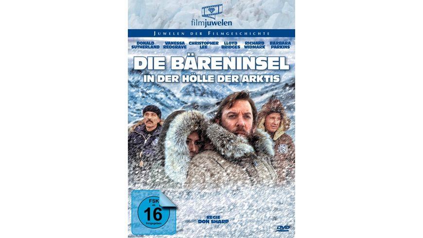 Die Baereninsel in der Hoelle der Arktis filmjuwelen