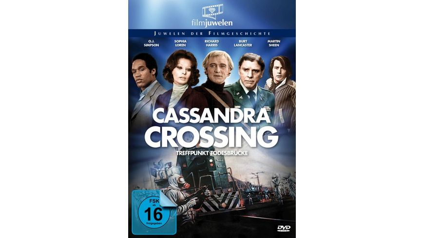 Cassandra Crossing Treffpunkt Todesbruecke HD Remastered