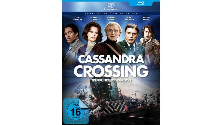 Cassandra Crossing Treffpunkt Todesbruecke HD Remastered