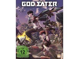 God Eater Vol 1 Episode 1 5 im Sammelschuber