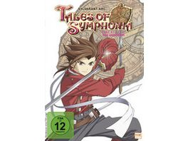 Tales of Symphonia Sylvarant Arc 2007 Staffel 1