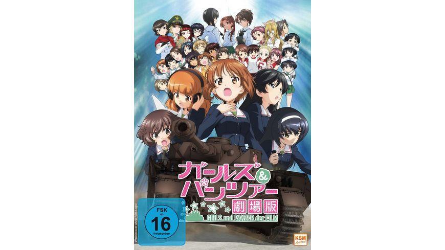Girls Panzer Der Film