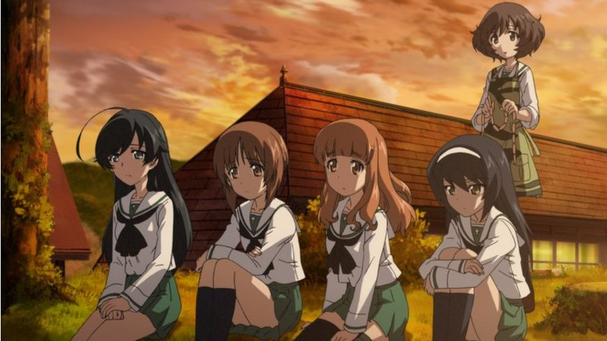 Girls Panzer Der Film