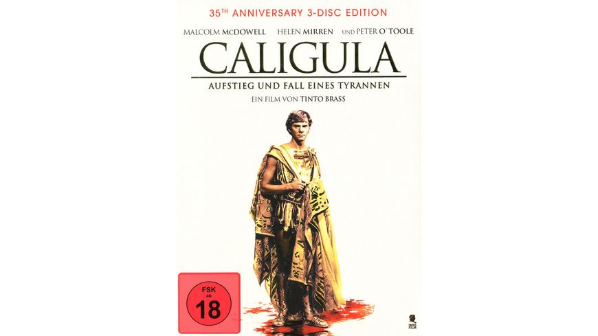 Caligula 35th Anniversary Edition DVD Bonus DVD