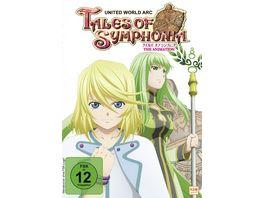 Tales of Symphonia United World Arc 3 OVA